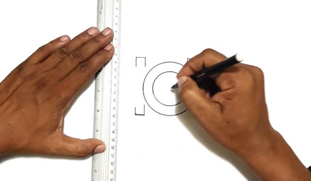آموزش طراحی لوگو kd