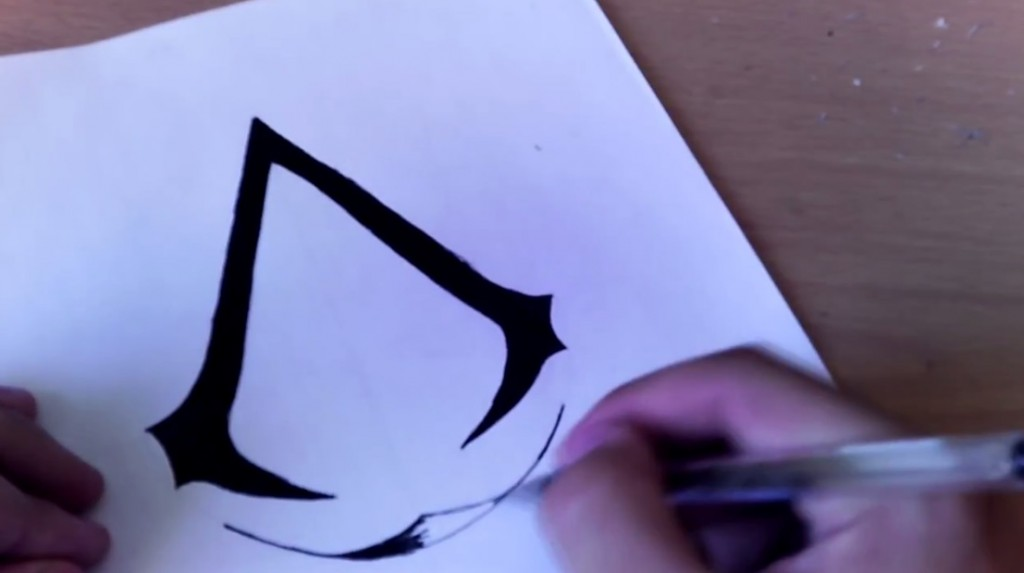 طراحی لوگوی اساسین کرید