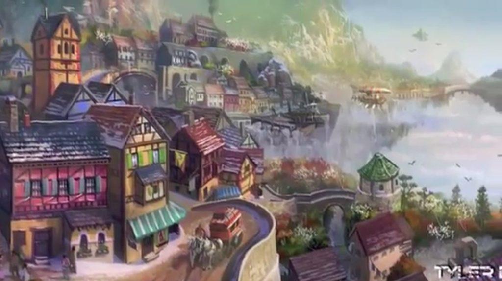 نقاشی دیجیتال برای انیمیشن