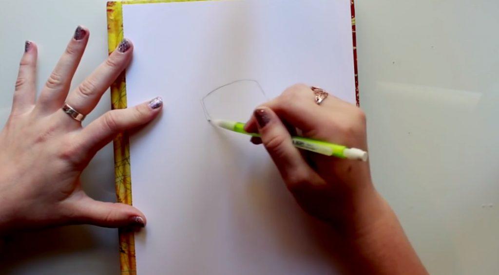 آموزش طراحی شخصیت coralin