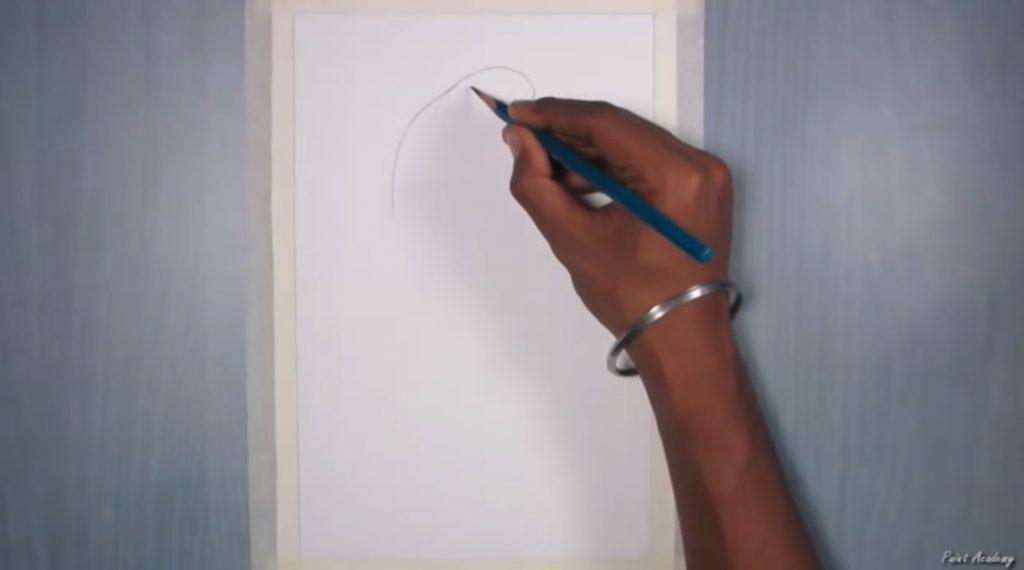 آموزش نقاشی طوطی