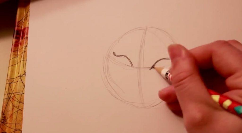 آموزش طراحی شخصیت انیمیشن مولان